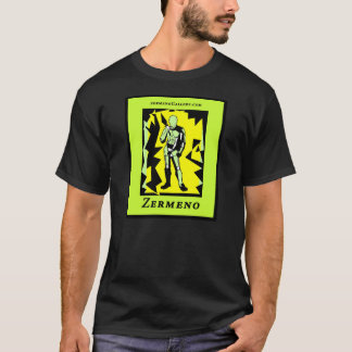 """The Graphic Warrior"" One Designed by Zermeno T-Shirt"