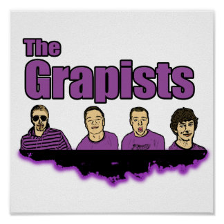 The Grapists Poster