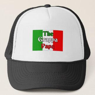 The Grappa Papa Trucker Hat