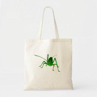 the grasshopper tote bag