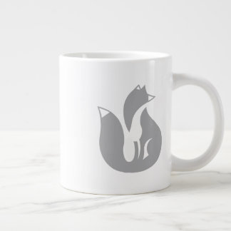 The Gray Fox Mug