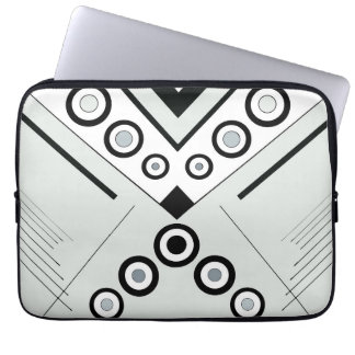 The Grayscale Laptop Sleeves