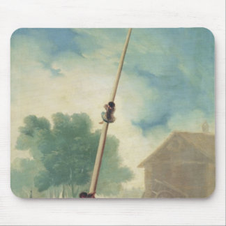 The Greasy Pole, 1787 Mouse Pad