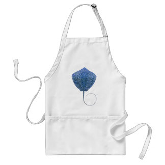 The Great Abyss Standard Apron