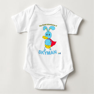 The Great Adventures of SKYMAN Bodysuite Baby Bodysuit