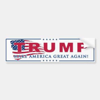 The Great American Bumper Sticker! Bumper Sticker