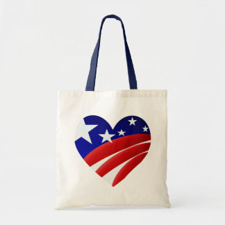 The Great American Heart  Bags
