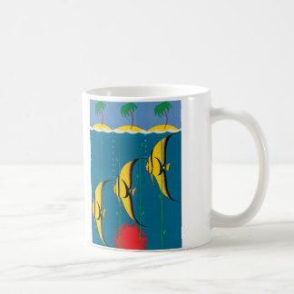 The Great Barrier Reef Australia Coffee Mug