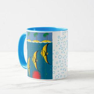 The Great Barrier Reef Australia Mug