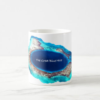 The Great Blue Hole Coffee Mug