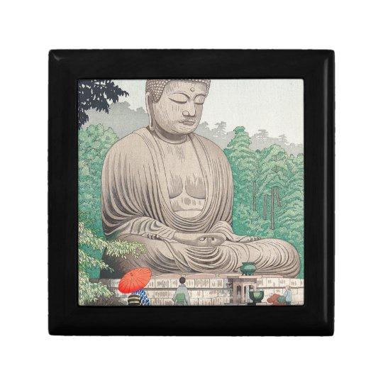 The Great Buddha at Kamakura FUJISHIMA TAKEJI Gift Box
