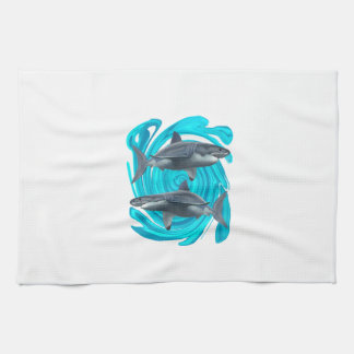The Great Circle Kitchen Towel