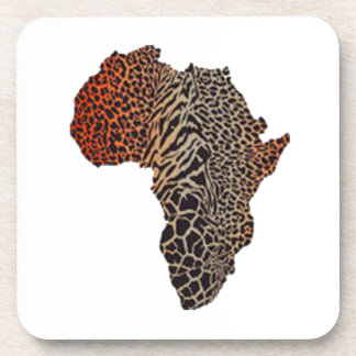 THE GREAT CONTINENT DRINK COASTERS