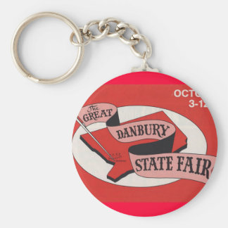 The Great Danbury State Fair Keychain