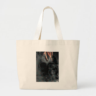 THE GREAT DECEPTION LARGE TOTE BAG