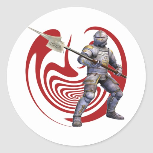 THE GREAT DEFENDER STICKER