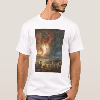 The Great Eruption of Mt. Vesuvius T-Shirt