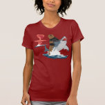 The Great Escape - bear shark cavalry T-shirts