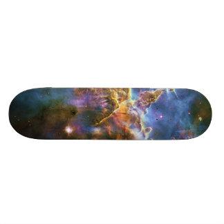 The Great Eta Carina Nebula NGC 3372 Custom Skate Board