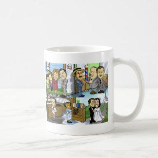 The Great Gildersleeve cast! Coffee Mug