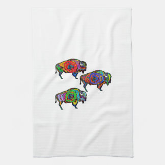 THE GREAT HERD KITCHEN TOWELS