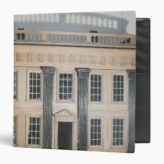 The Great House' English doll's house Binder