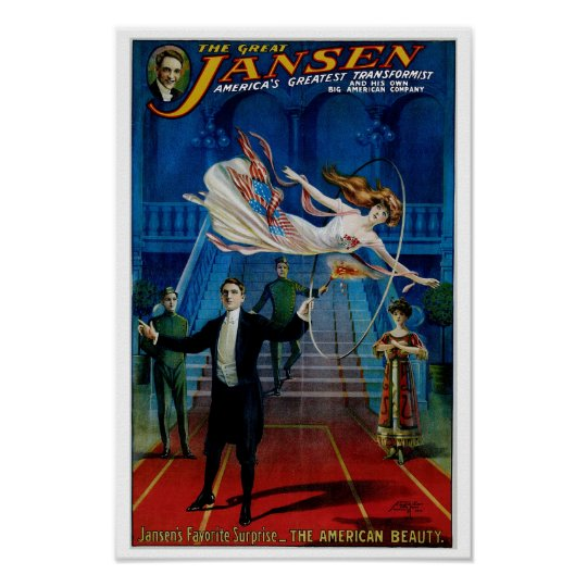 The Great Jansen Poster