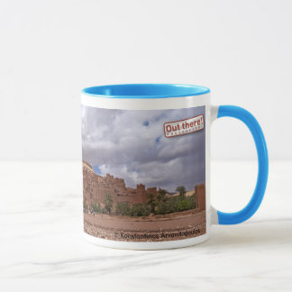 The great kasbah mug