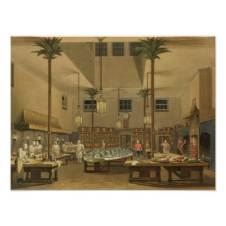 The Great Kitchen, from 'Views Poster