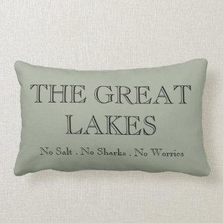 The Great Lakes Lumbar Pillow
