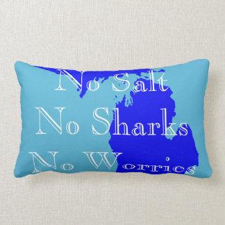 The Great Lakes - Lumbar Pillow