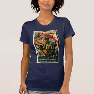 THE GREAT MURAL PROJECT III T SHIRT