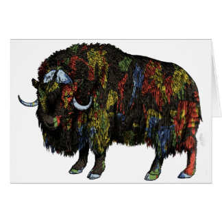 THE GREAT MUSKOX CARDS