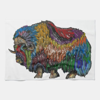 THE GREAT MUSKOX KITCHEN TOWEL