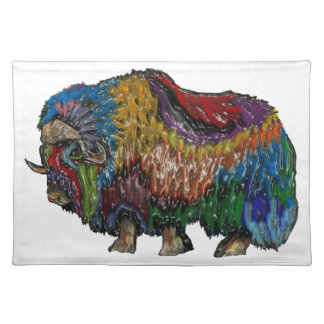 THE GREAT MUSKOX PLACE MAT