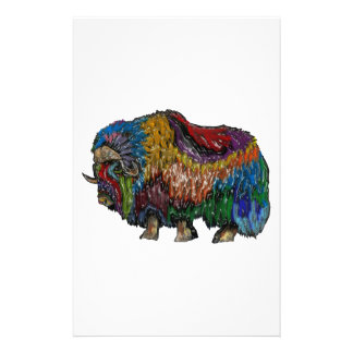 THE GREAT MUSKOX STATIONERY