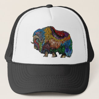 THE GREAT MUSKOX TRUCKER HAT