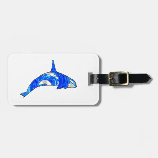 THE GREAT ONE LUGGAGE TAG