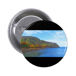 The Great Orme. 2 Inch Round Button