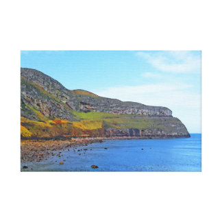 The Great Orme. Canvas Print