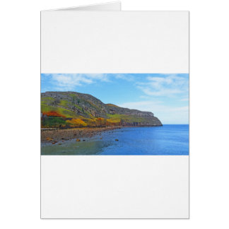 The Great Orme. Card