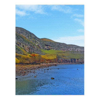 The Great Orme. Postcard
