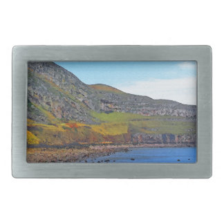 The Great Orme. Rectangular Belt Buckle