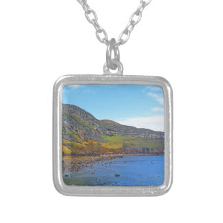 The Great Orme. Silver Plated Necklace