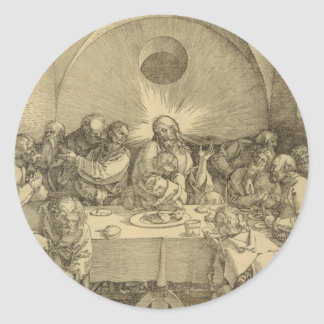 The Great Passion - Last Supper Stickers
