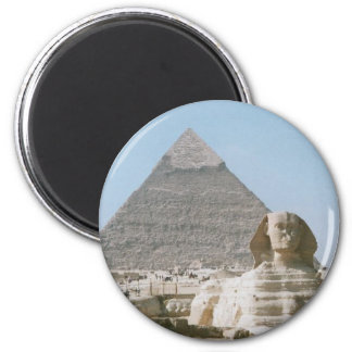 The Great Pyramid of Giza Magnet