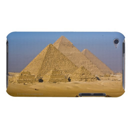 The Great Pyramids of Giza, Egypt iPod Case-Mate Cases