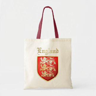 The Great Seal Of England Tote Bag