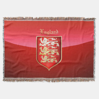 The Great Seal of King Richard the First Throw Blanket