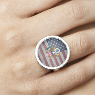 The Great Seal of the United States Ring